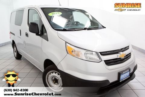 Pre-Owned 2015 Chevrolet City Express 1LS FWD 4D Cargo Van