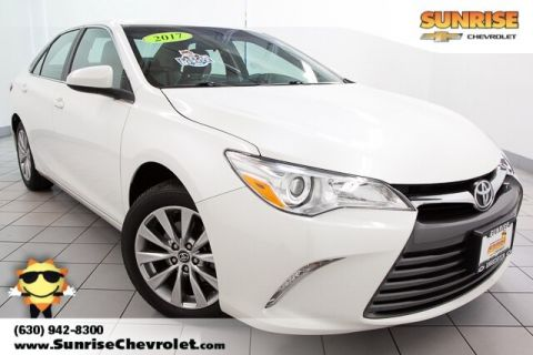 Pre-Owned 2017 Toyota Camry XLE FWD 4D Sedan