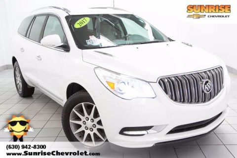 Certified Pre-Owned 2017 Buick Enclave Convenience Group FWD 4D Sport Utility