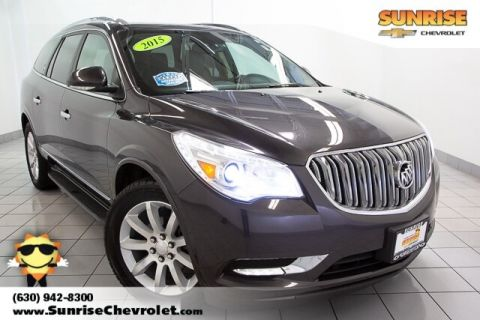 Pre-Owned 2015 Buick Enclave Premium Group With Navigation & AWD