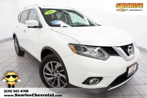 Pre-Owned 2015 Nissan Rogue SL FWD 4D Sport Utility