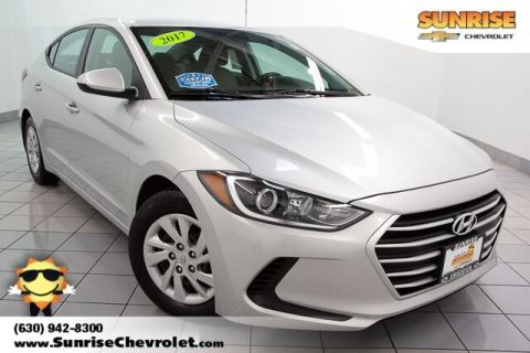 Pre-Owned 2017 Hyundai Elantra SE FWD 4D Sedan