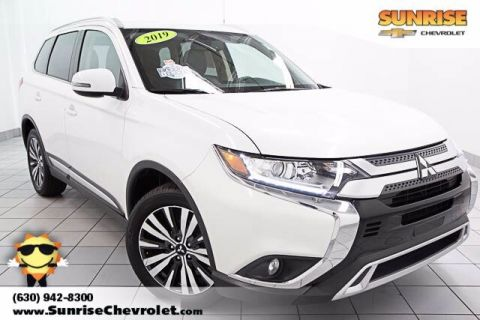 Pre-Owned 2019 Mitsubishi Outlander SEL FWD 4D Sport Utility