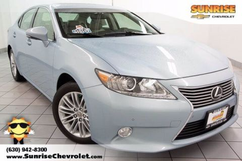 Pre-Owned 2013 Lexus ES 350 With Navigation