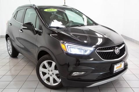 Certified Pre-Owned 2017 Buick Encore Essence With Navigation