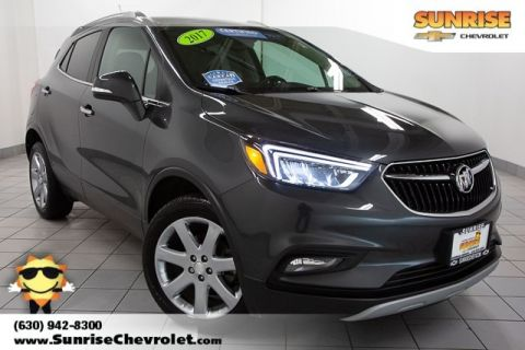 Certified Pre-Owned 2017 Buick Encore Essence AWD