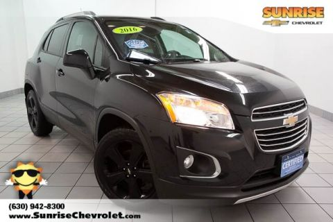 Certified Pre-Owned 2016 Chevrolet Trax LTZ AWD