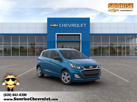New 2020 Chevrolet Spark LS FWD 4D Hatchback