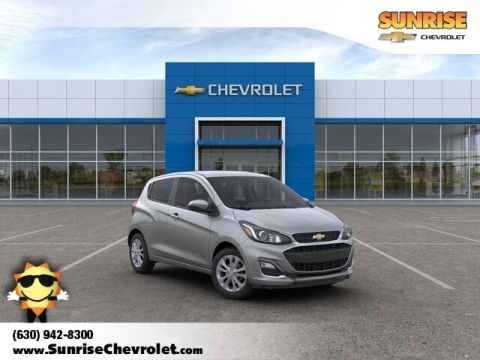 New 2020 Chevrolet Spark 1LT FWD 4D Hatchback