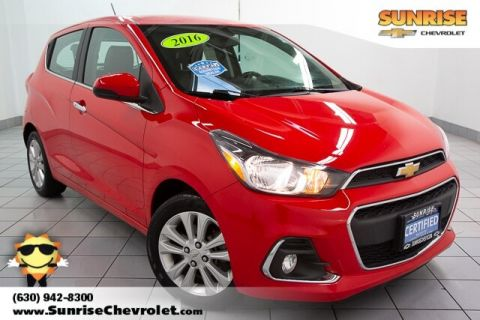Certified Pre-Owned 2016 Chevrolet Spark 2LT FWD 4D Hatchback