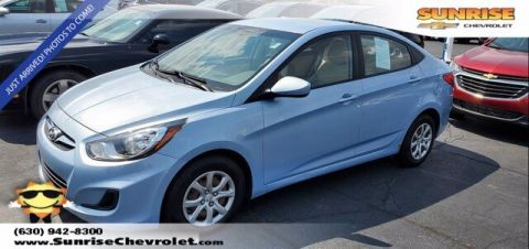 Pre-Owned 2013 Hyundai Accent GLS FWD 4D Sedan