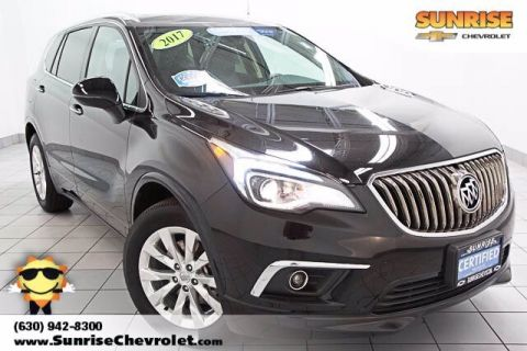 Certified Pre-Owned 2017 Buick Envision Essence FWD 4D Sport Utility