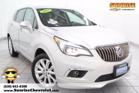 Certified Pre-Owned 2017 Buick Envision Premium I With Navigation & AWD