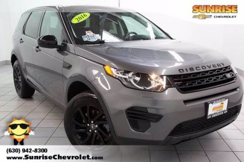 Pre-Owned 2016 Land Rover Discovery Sport SE 4WD